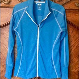 Adidas golf Climalite small jacket